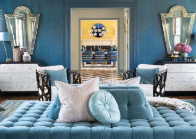 Good Bones Design by Graham Vesey Interior Designer in Greenwich, Connecticut - atHome magazine